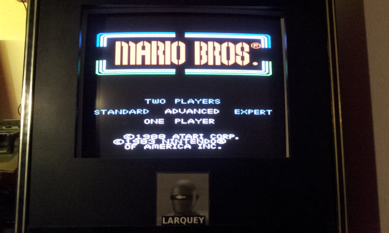 Larquey: Mario Bros. [Advanced] (Atari 7800 Emulated) 41,750 points on 2017-12-11 14:50:23