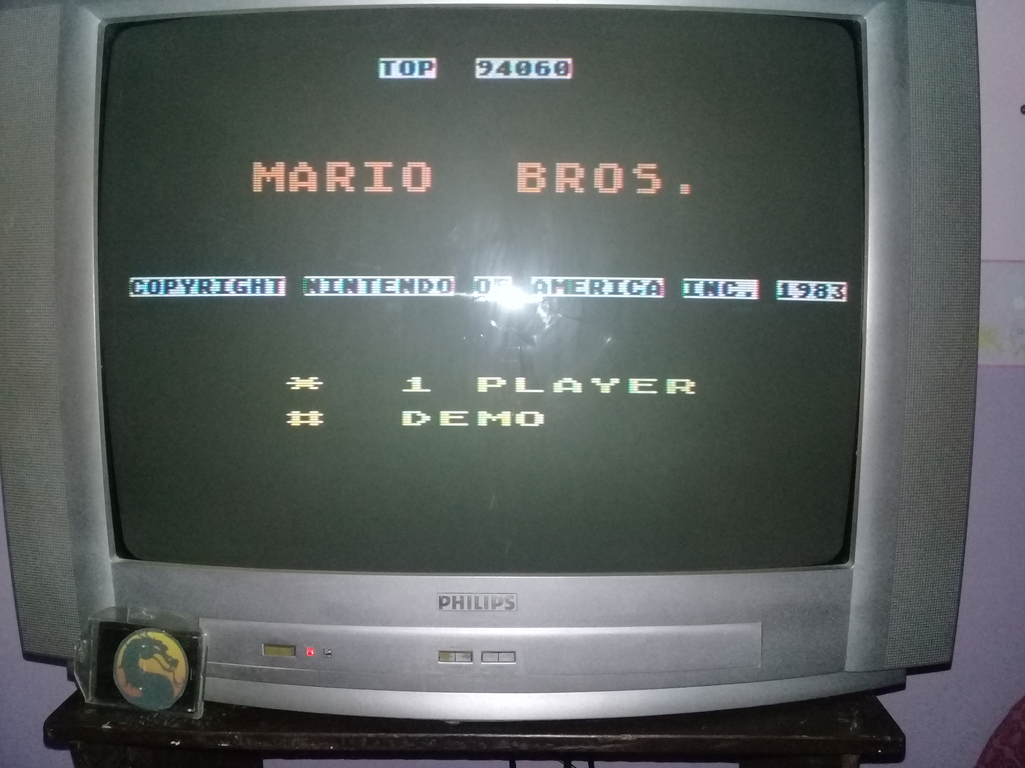 omargeddon: Mario Bros (Atari 400/800/XL/XE) 94,060 points on 2020-03-04 00:21:18