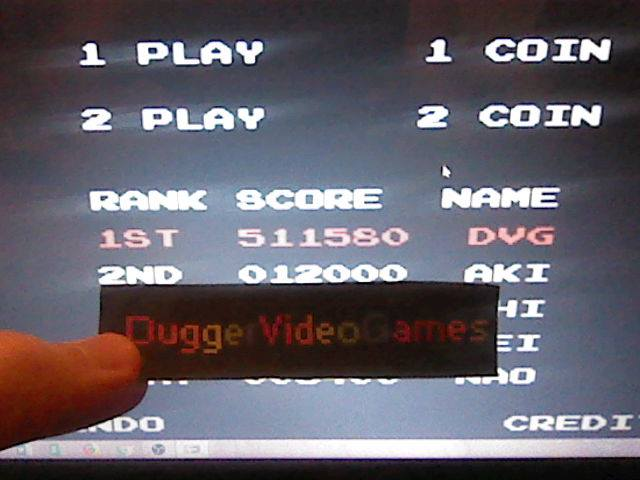 DuggerVideoGames: Mario Bros (Colecovision Emulated) 511,580 points on 2018-02-09 19:33:30