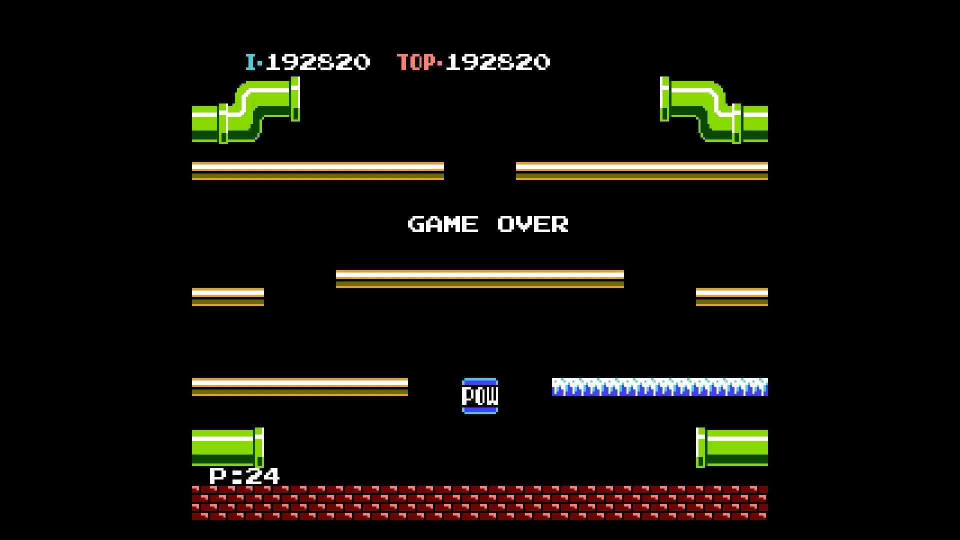 AkinNahtanoj: Mario Bros. (NES/Famicom Emulated) 192,820 points on 2020-08-11 07:09:54