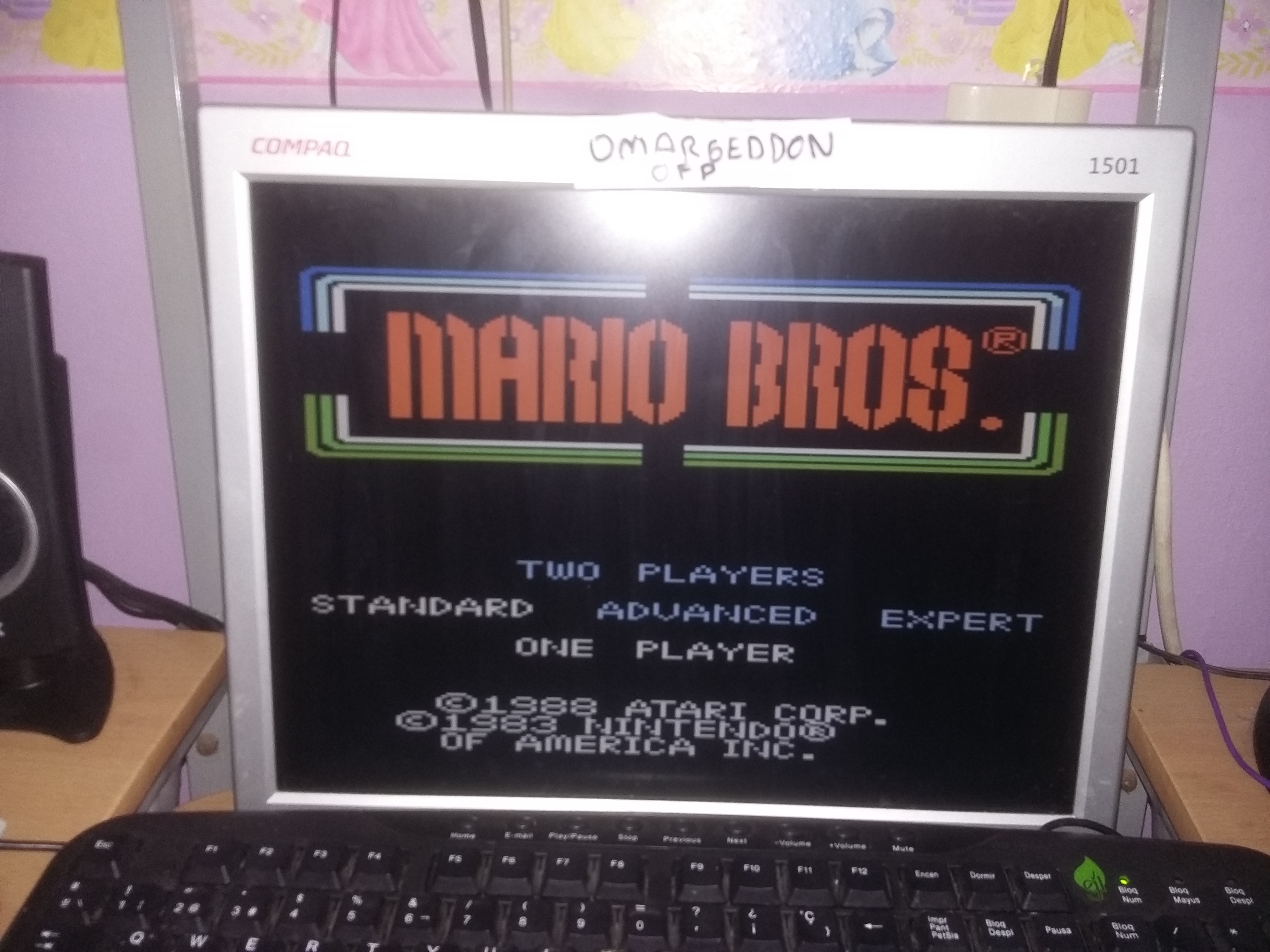 Mario Bros. [Standard] 78,700 points