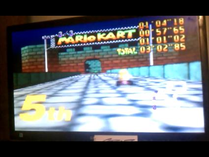 S.BAZ: Mario Kart 64: Bowser