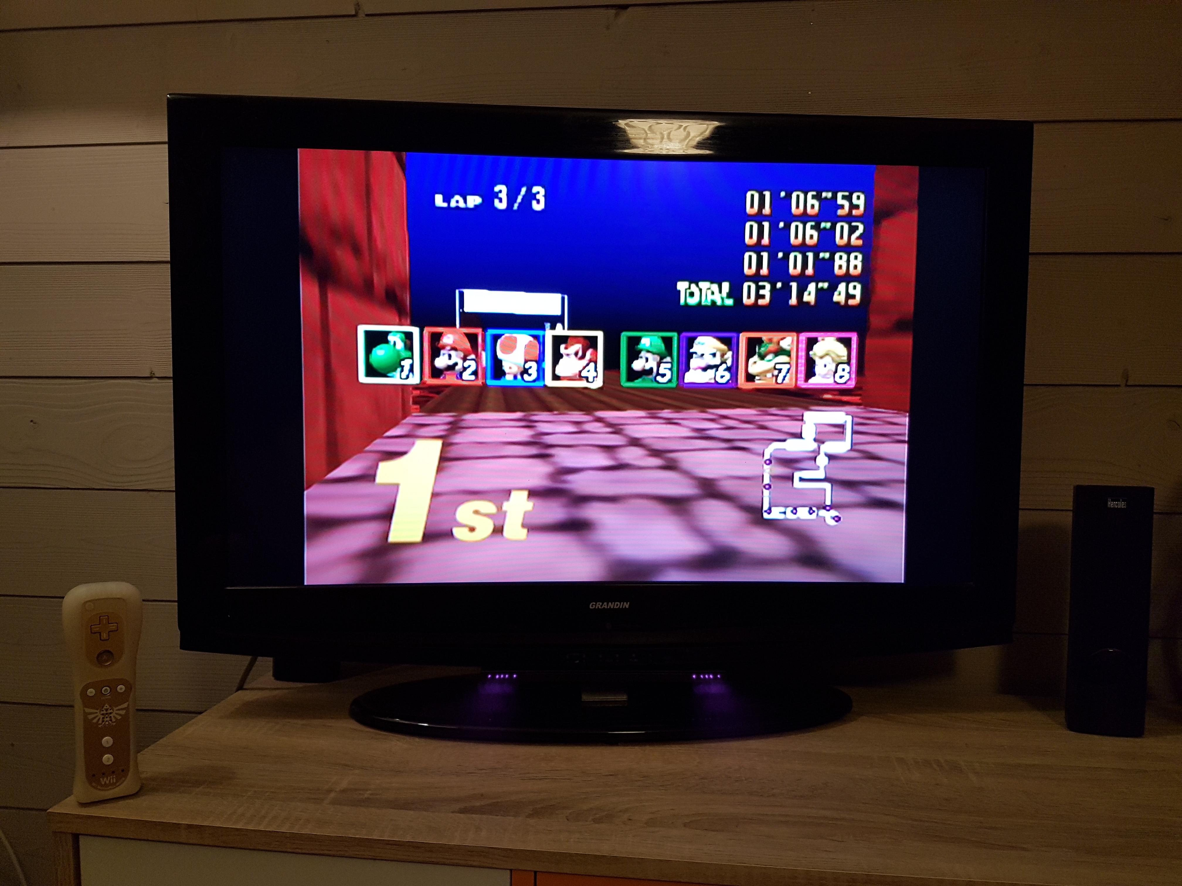 Mario Kart 64: Bowser