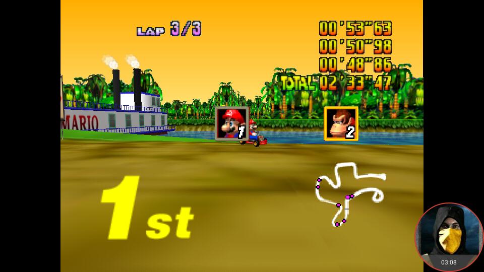 omargeddon: Mario Kart 64: DK