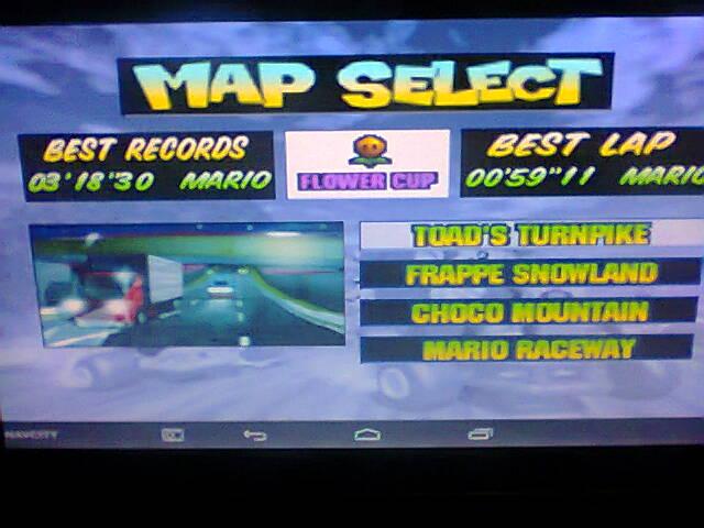 Mario Kart 64: Toad
