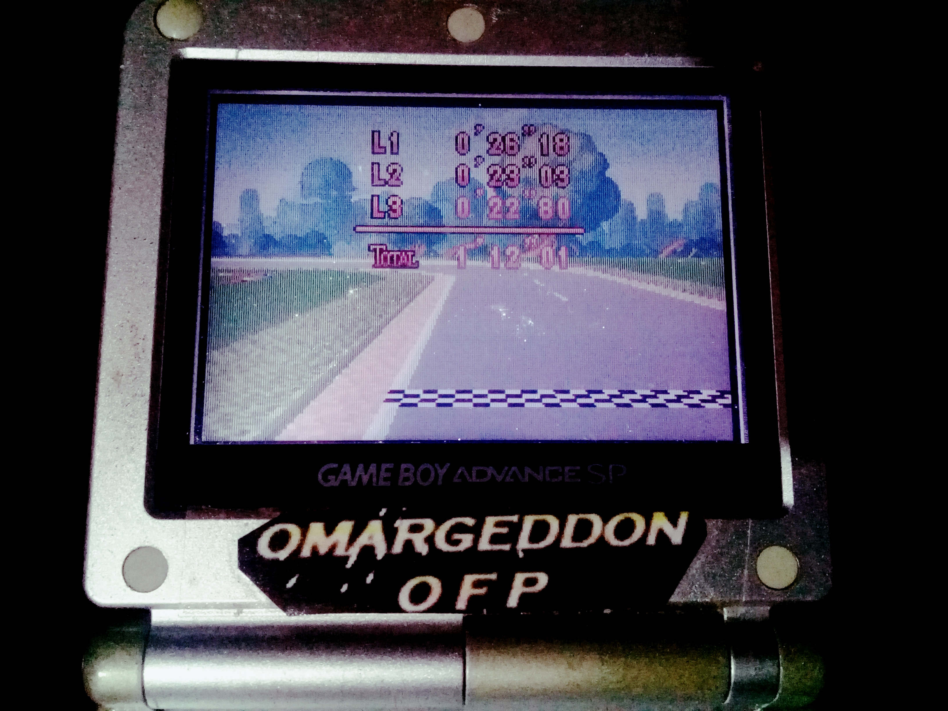 omargeddon: Mario Kart Super Circuit: Mario Circuit [Time Trial] [Lap Time] (GBA) 0:00:22.8 points on 2020-06-07 20:29:14