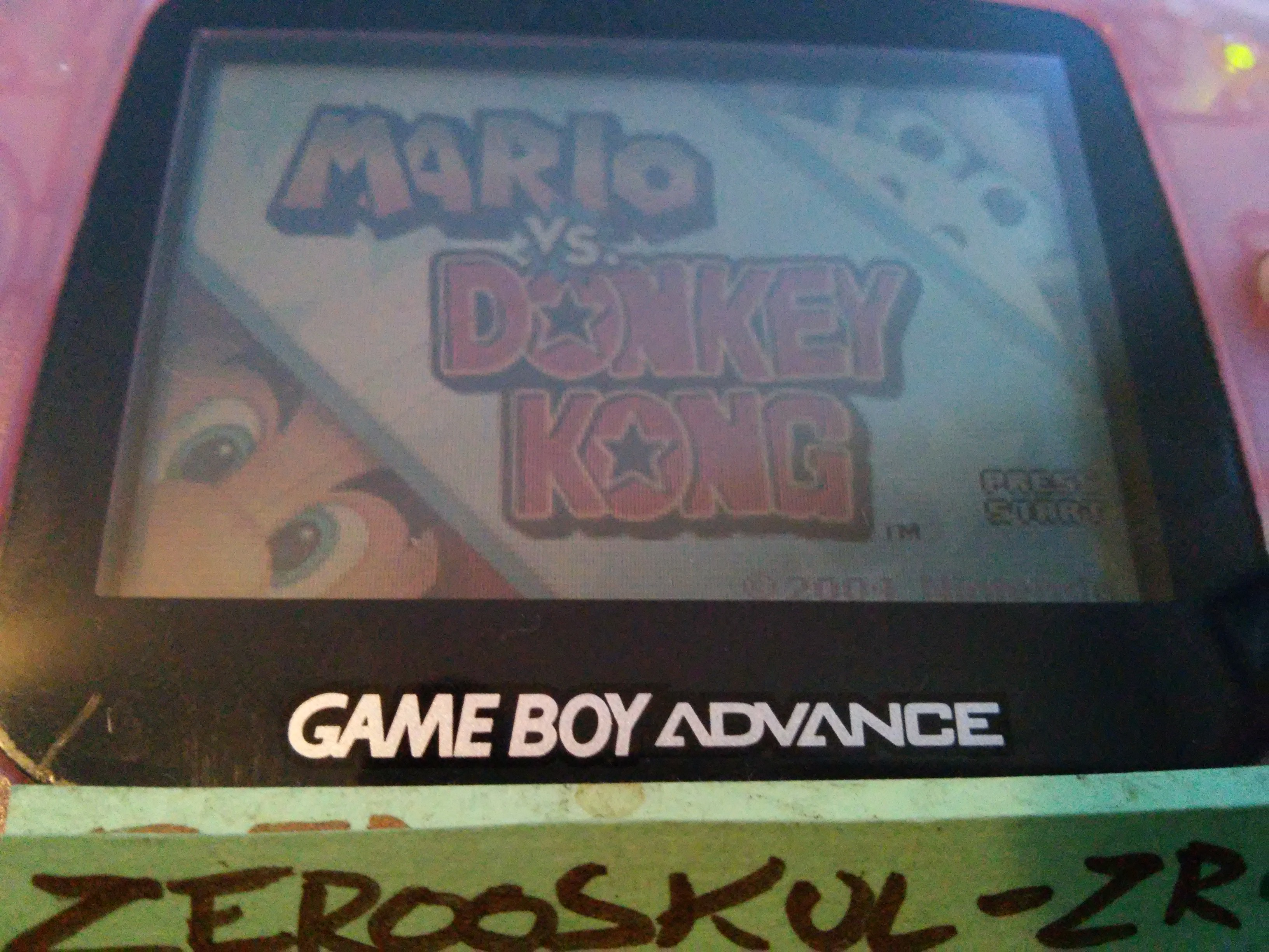 zerooskul: Mario Vs. Donkey Kong: Level 1-5 (GBA) 36,500 points on 2018-09-23 15:25:41
