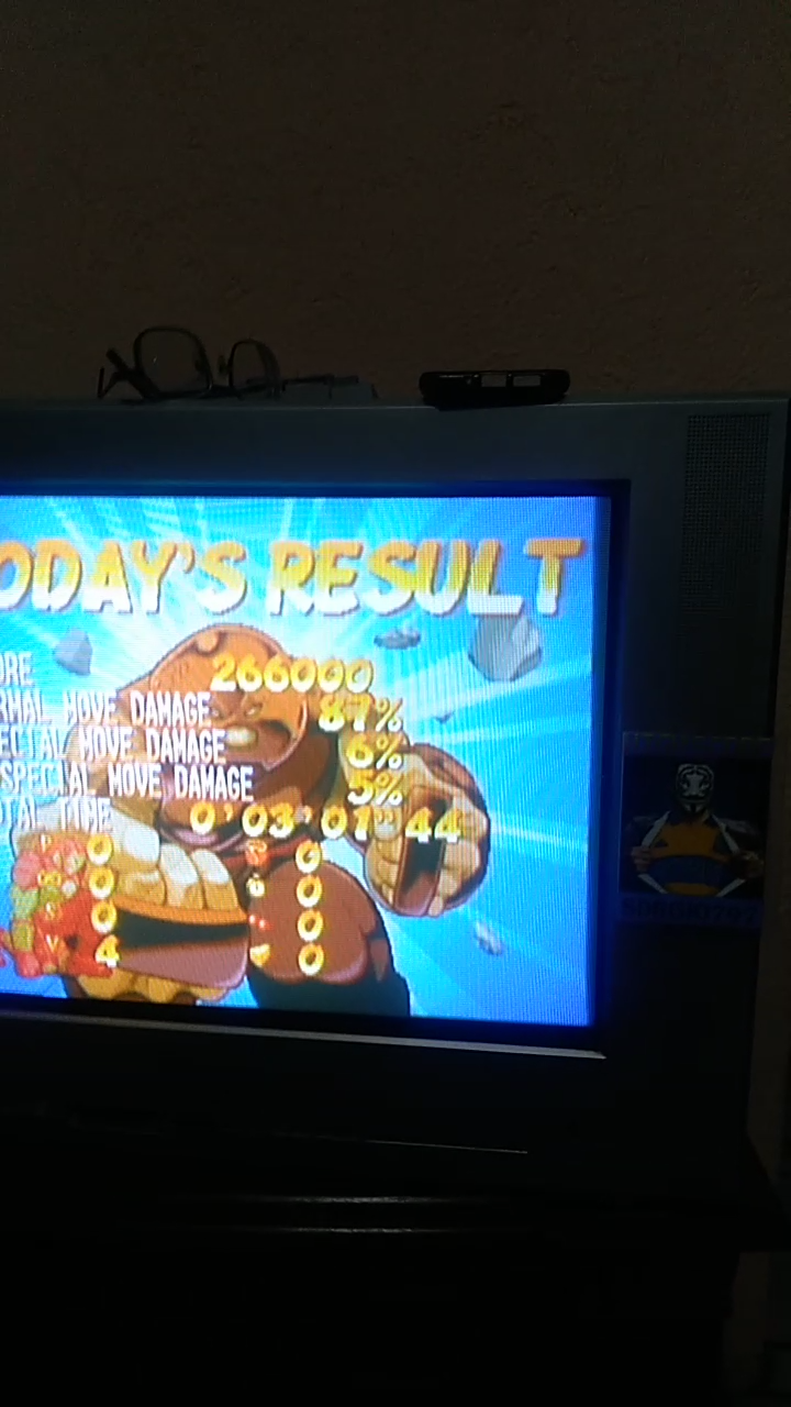 Sdrgio797: Marvel Superheroes [msh] (Arcade Emulated / M.A.M.E.) 266,000 points on 2020-08-05 03:23:26