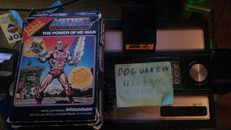 doguhnew: Masters of the Universe: Skill 2 (Intellivision) 446,150 points on 2018-01-09 20:08:24