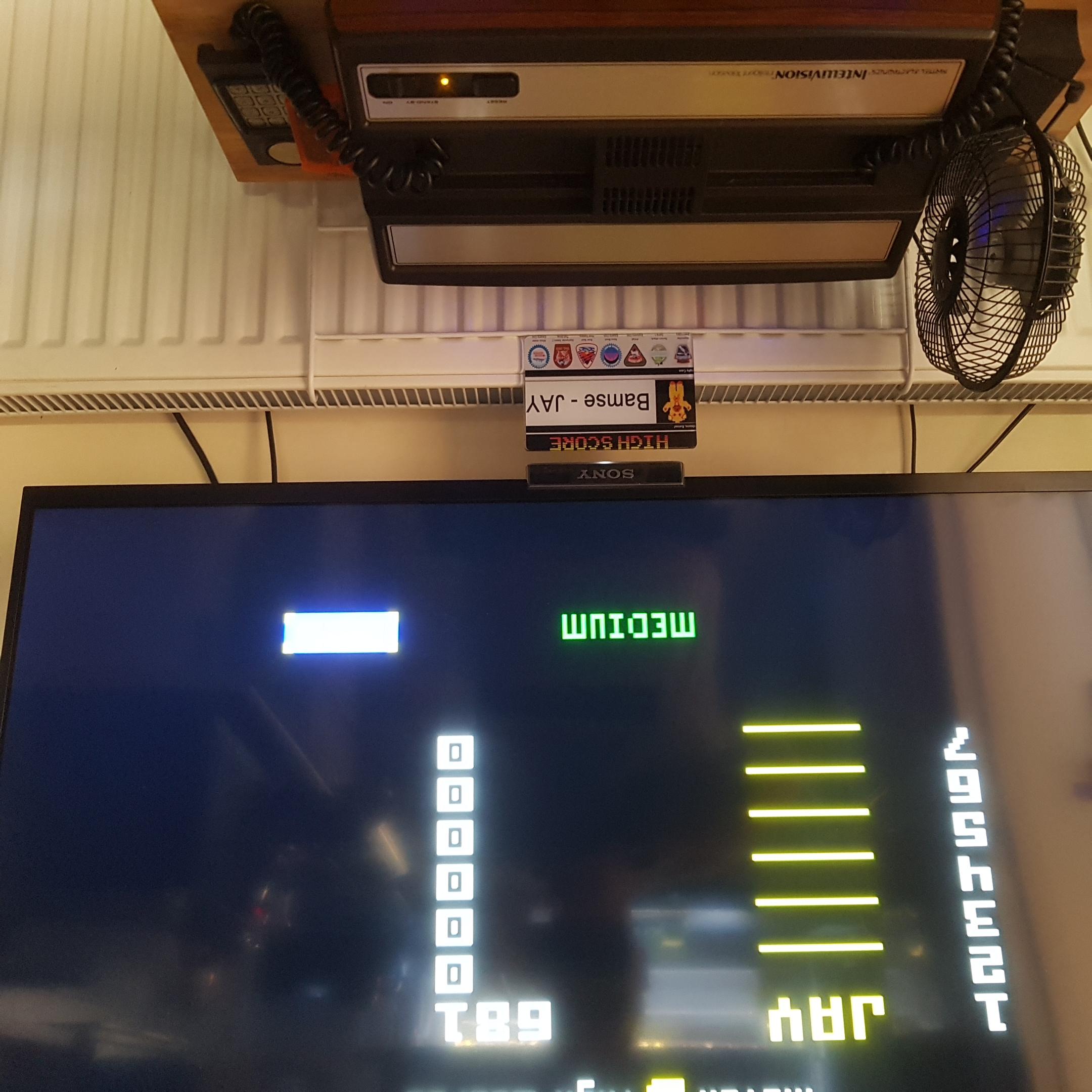 Bamse: Match 5 [Turn Mode] [Medium] (Intellivision) 681 points on 2020-04-04 13:05:23