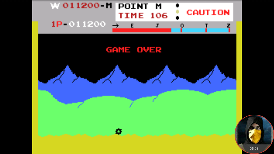 omargeddon: Matt Patrol [Beginner] (Colecovision Emulated) 11,200 points on 2018-05-27 23:47:07