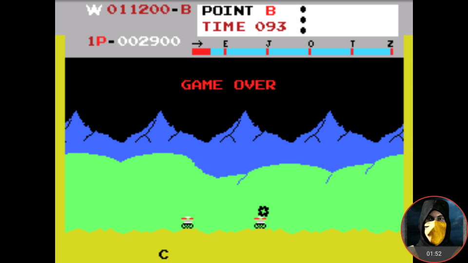 omargeddon: Matt Patrol [Champion] (Colecovision Emulated) 2,900 points on 2018-05-27 23:47:46