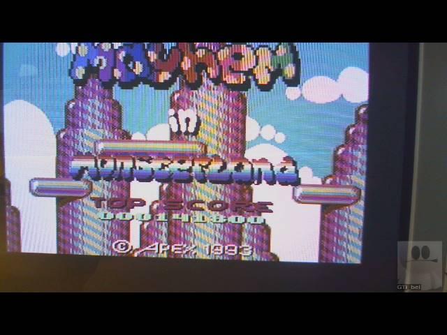 GTibel: Mayhem in Monsterland (Commodore 64) 141,800 points on 2019-03-16 07:03:05