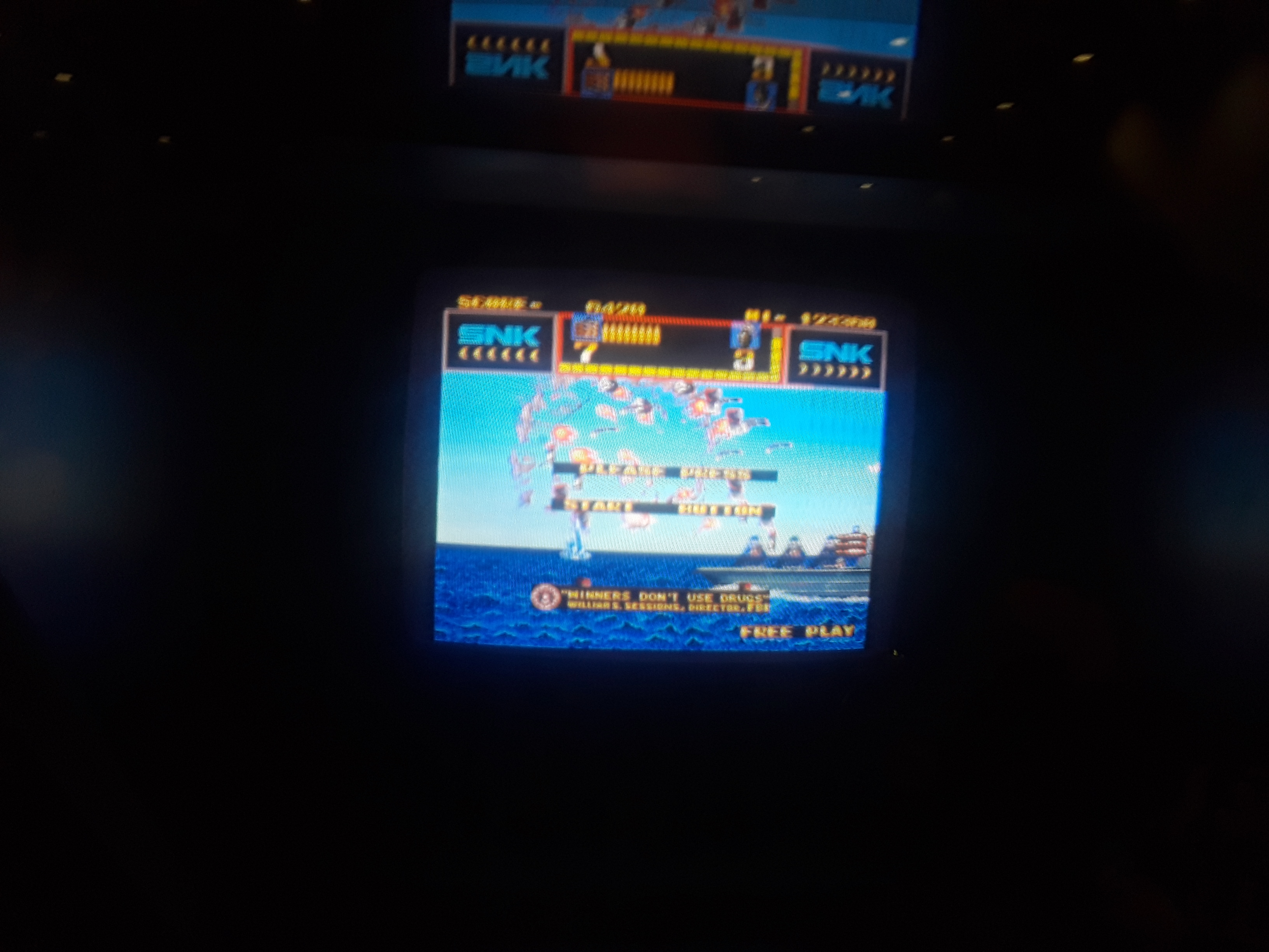JML101582: Mechanized Attack (Arcade) 6,420 points on 2019-06-01 15:02:14