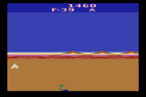 GAMES: Mega Force (Atari 2600 Novice/B) 1,460 points on 2019-12-29 08:43:29