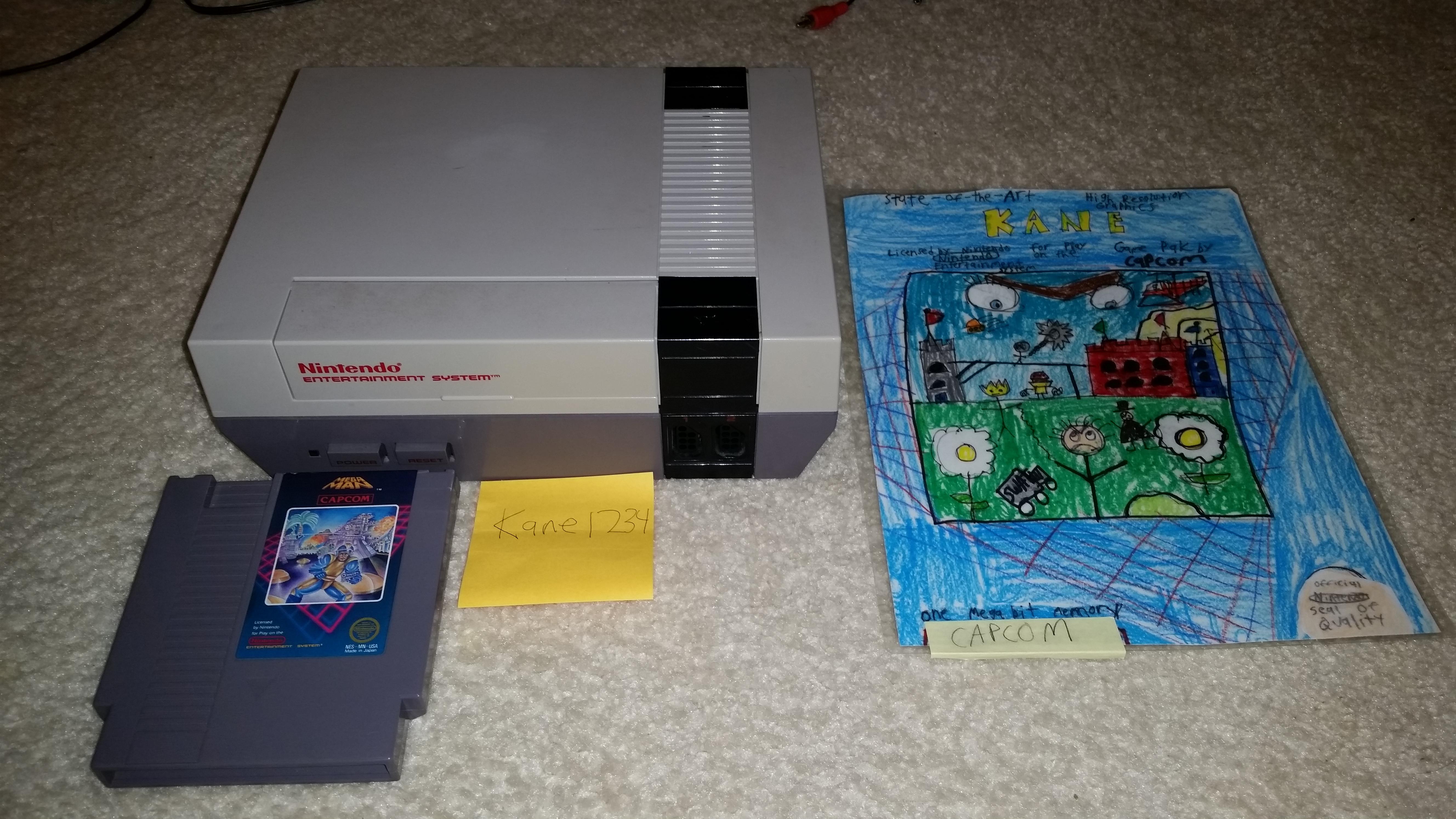 Mega Man 1,828,300 points