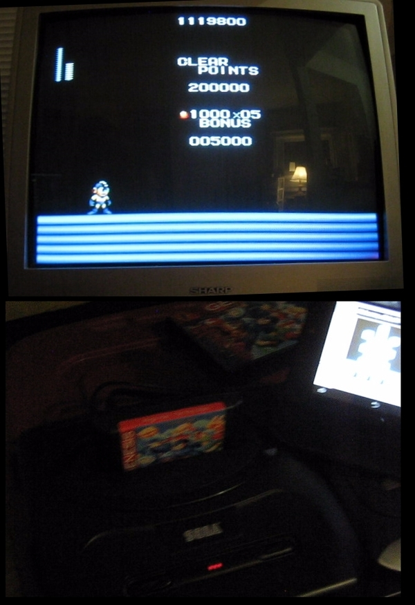 Mega Man: The Wily Wars : Mega Man [No Farming] 1,119,800 points