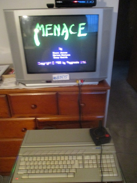 ed1475: Menace [Novice] (Atari ST) 27,850 points on 2017-10-06 18:08:11