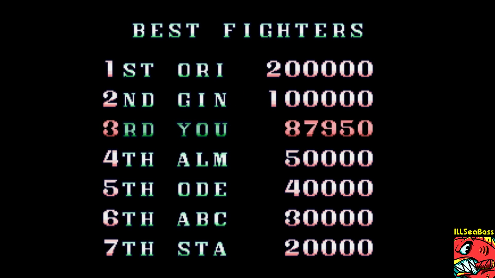 ILLSeaBass: Mercs / Wolf of the Battlefield II [Arcade/Normal] (Sega Genesis / MegaDrive Emulated) 87,950 points on 2018-01-27 21:55:32