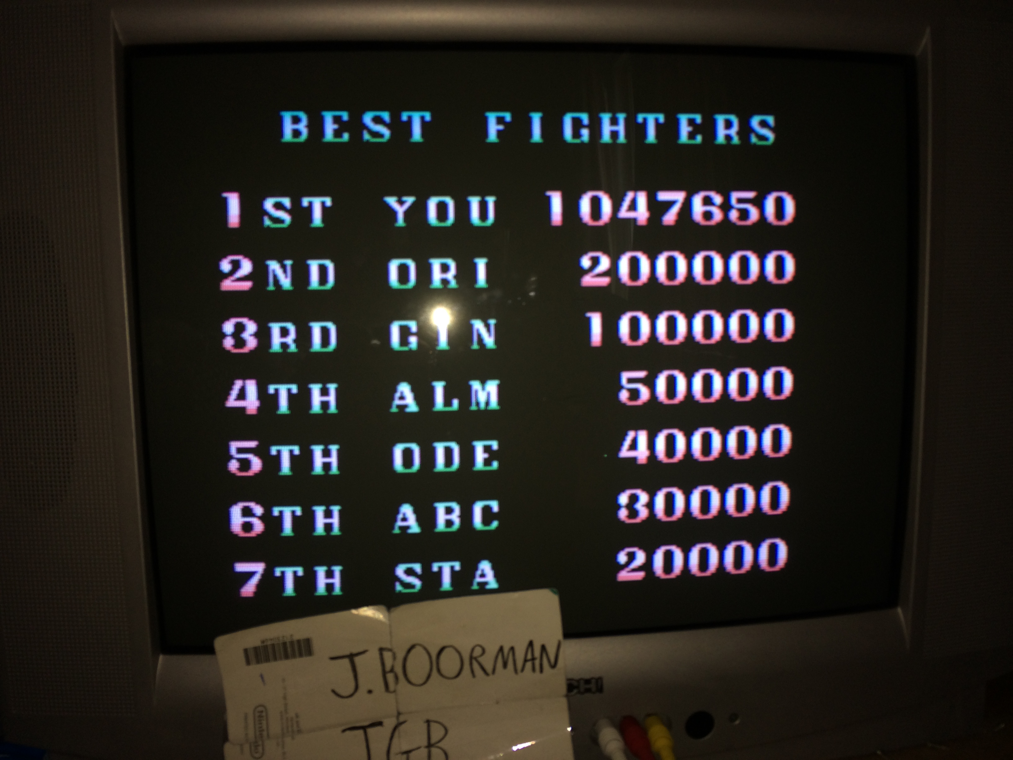 Mercs / Wolf of the Battlefield II [Arcade/Normal] 1,047,650 points