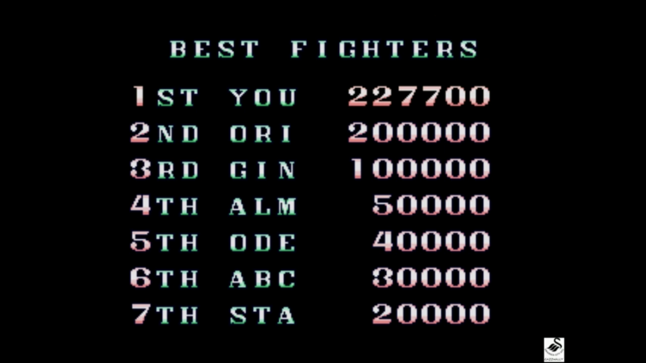 Mercs / Wolf of the Battlefield II [Arcade/Normal] 227,700 points