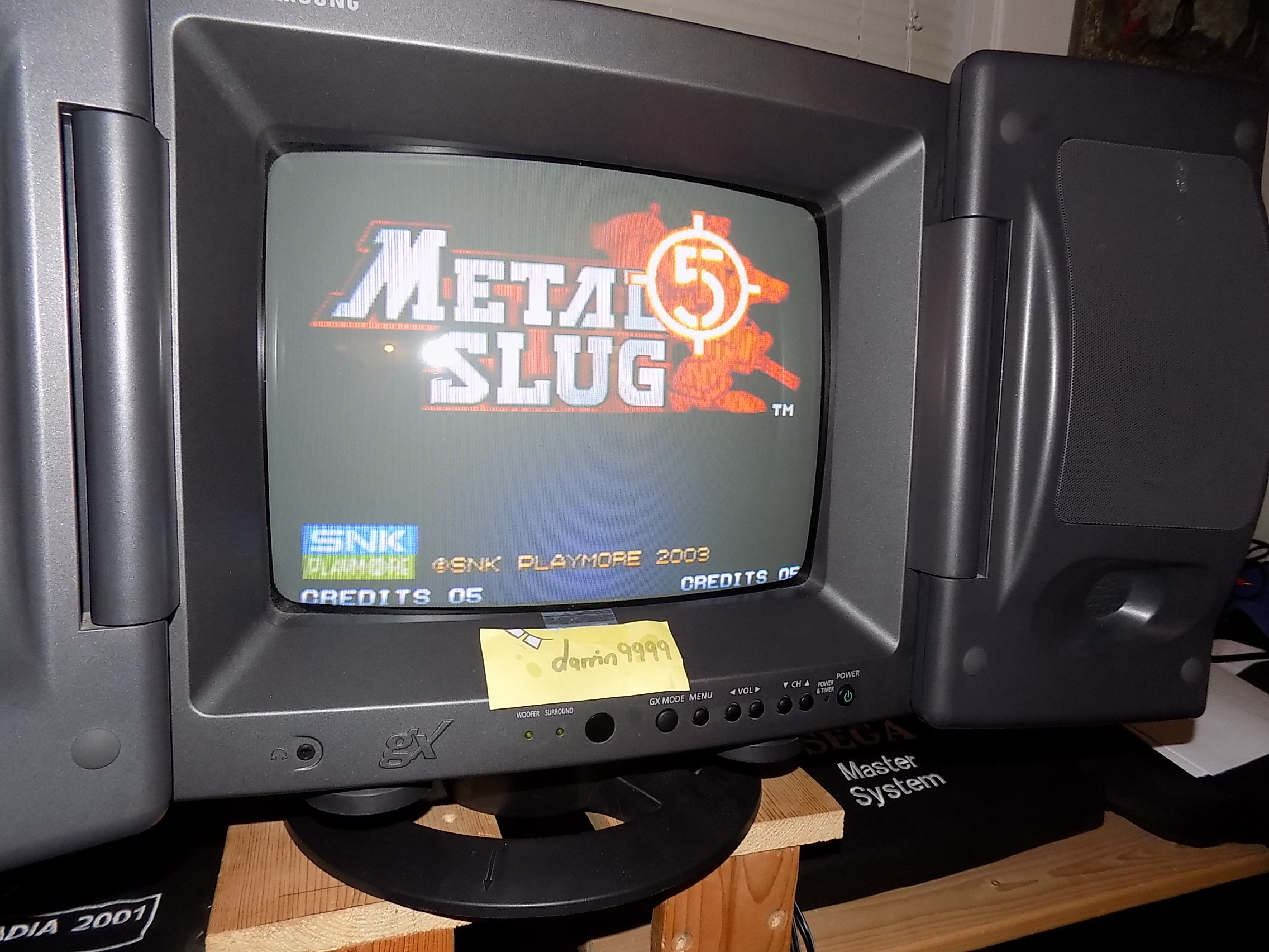darrin9999: Metal Slug 5 (Neo Geo) 79,100 points on 2017-11-18 13:23:45