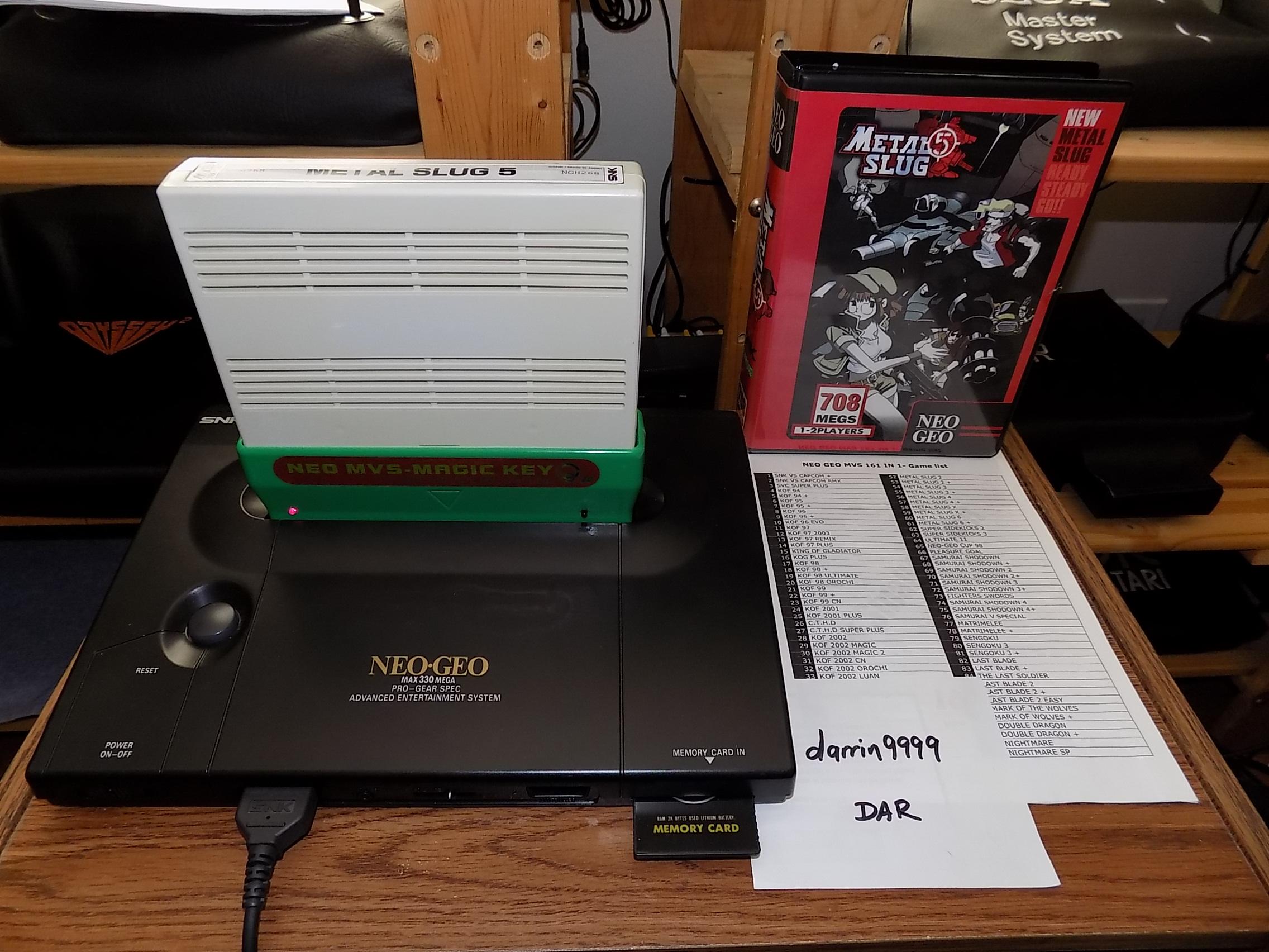 darrin9999: Metal Slug 5 (Neo Geo) 88,700 points on 2018-06-04 17:18:27