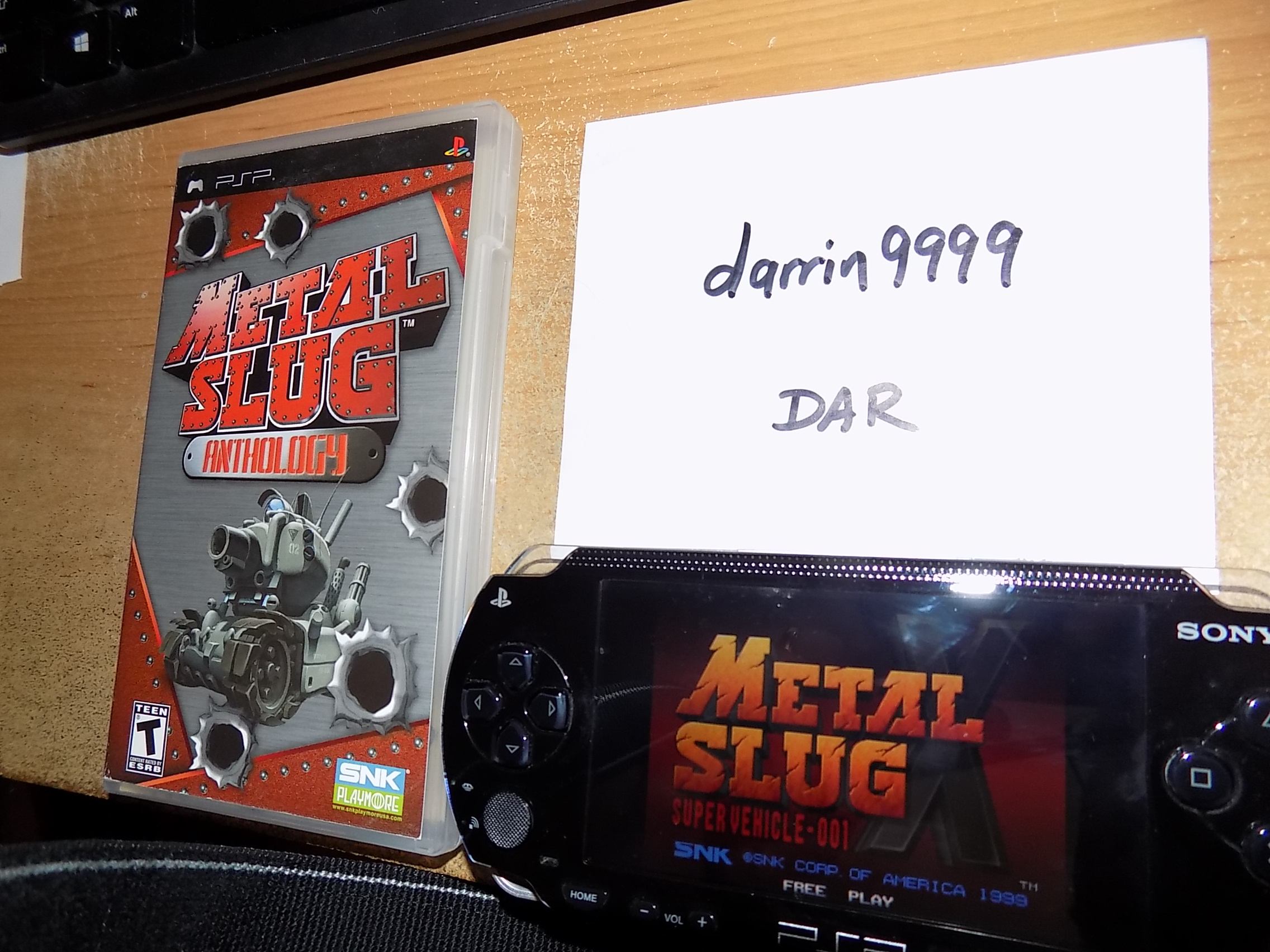 darrin9999: Metal Slug Anthology: Metal Slug X (PSP) 16,830 points on 2018-09-14 16:47:23