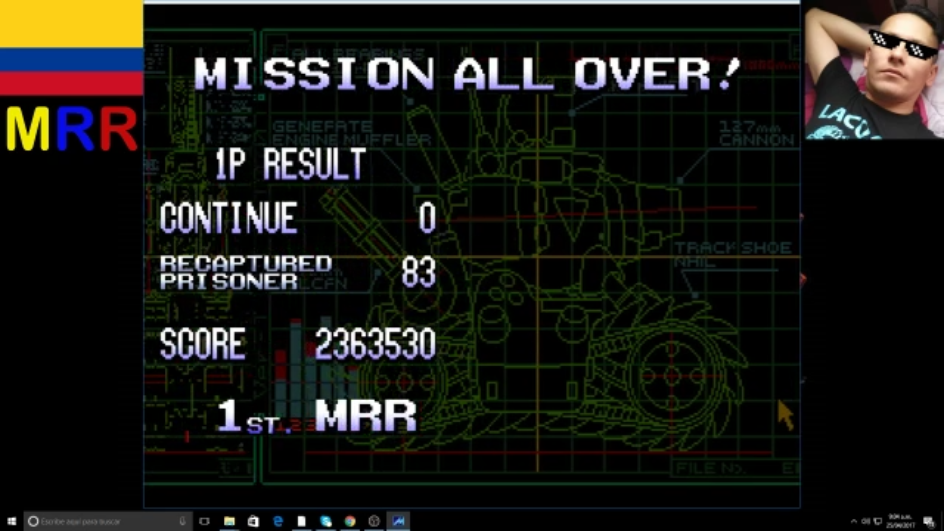 Metal Slug 2,363,530 points