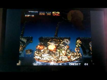 Metal Slug [mslug] 77,810 points