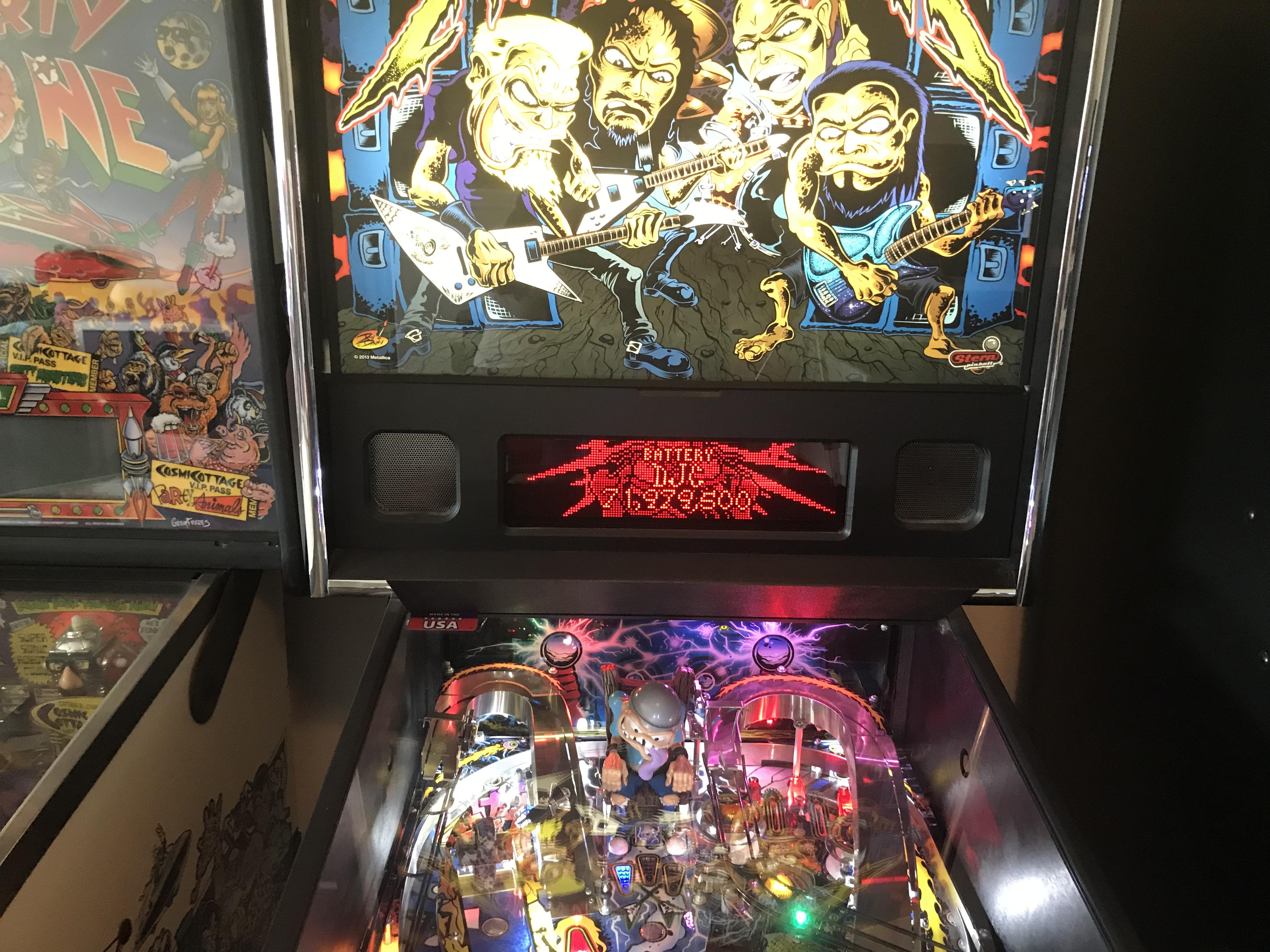 derek: Metallica: Battery (Pinball Bonus Mode) 71,979,500 points on 2017-11-18 09:09:28