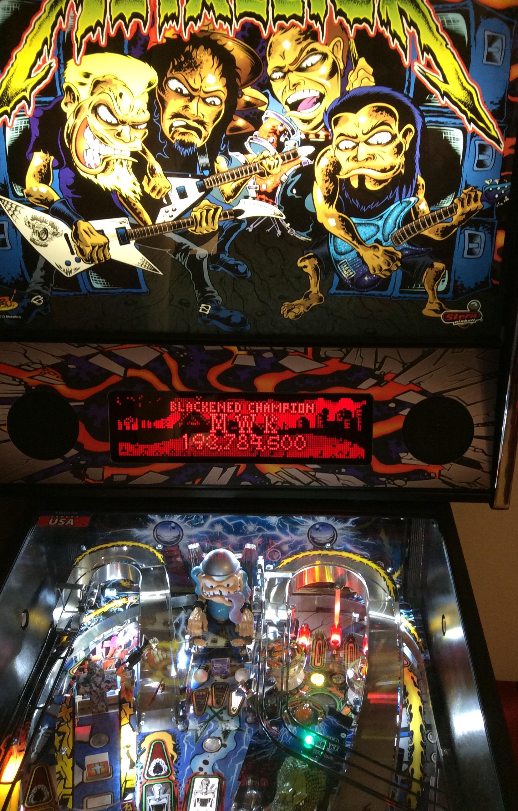 euphonium: Metallica: Blackened (Pinball Bonus Mode) 193,784,500 points on 2016-09-11 22:18:07