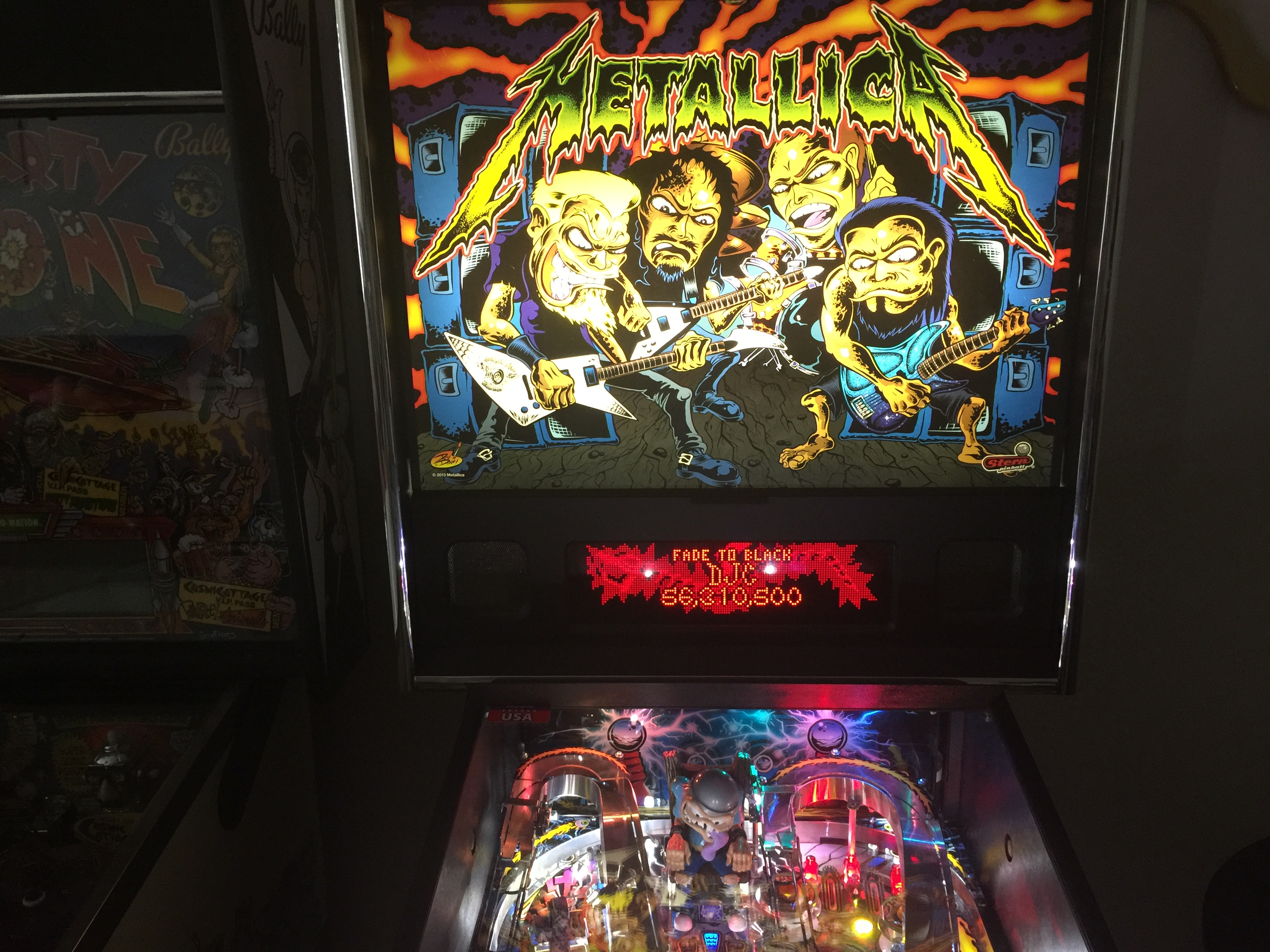 derek: Metallica: Fade to Black (Pinball Bonus Mode) 56,310,500 points on 2016-03-11 16:08:10