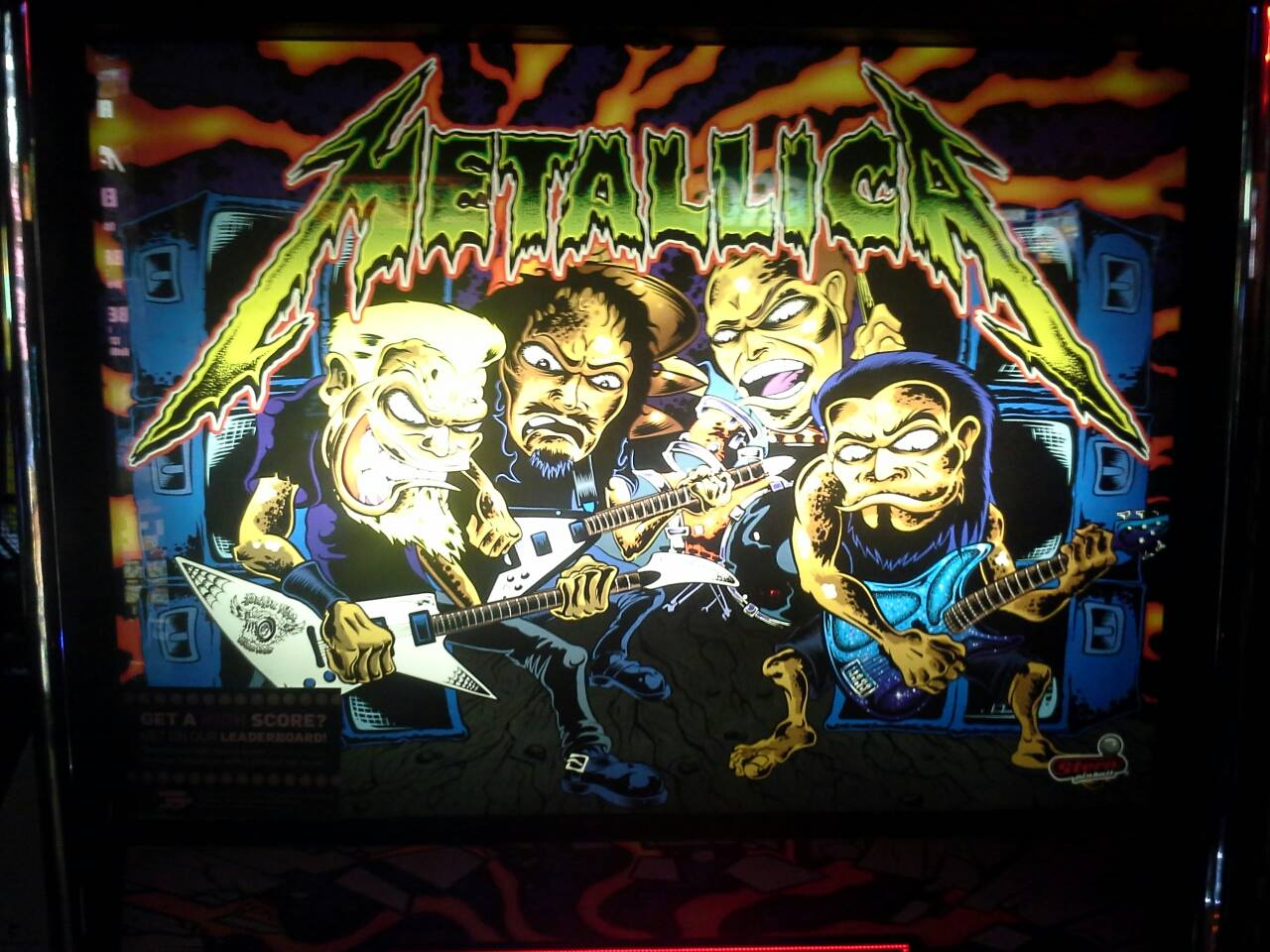 Metallica 10,001,660 points