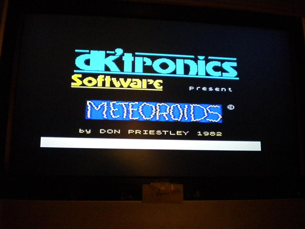 Meteoroids [3 Lives / Slower / Alien][DK