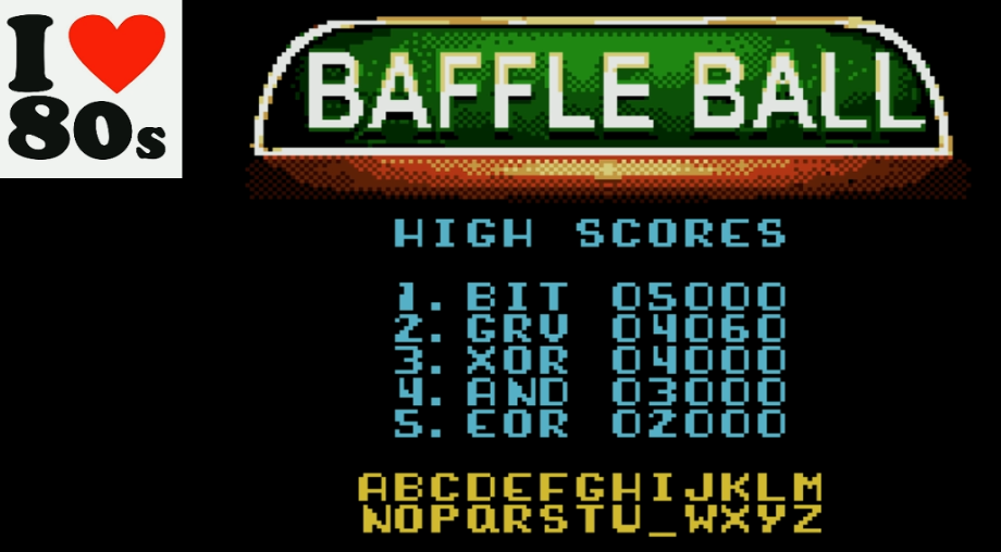 Giorvam: Microsoft Pinball Arcade: Baffle Ball (Game Boy Color Emulated) 4,060 points on 2018-02-06 15:09:49