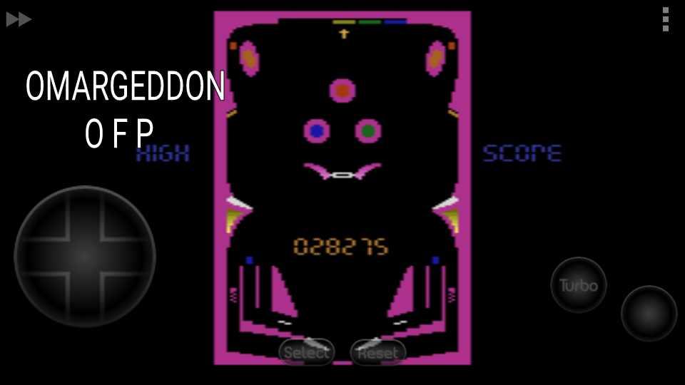 omargeddon: Midnight Magic (Atari 2600 Emulated Novice/B Mode) 28,275 points on 2016-10-31 01:11:38