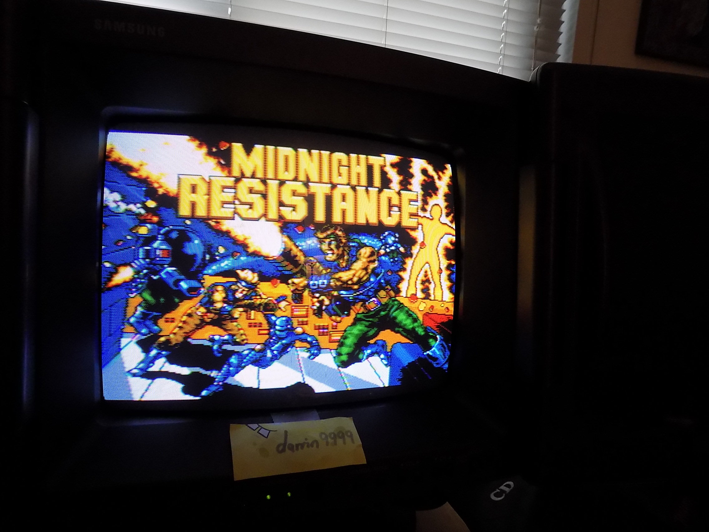 darrin9999: Midnight Resistance (Atari Jaguar) 5,400 points on 2018-08-21 18:43:46