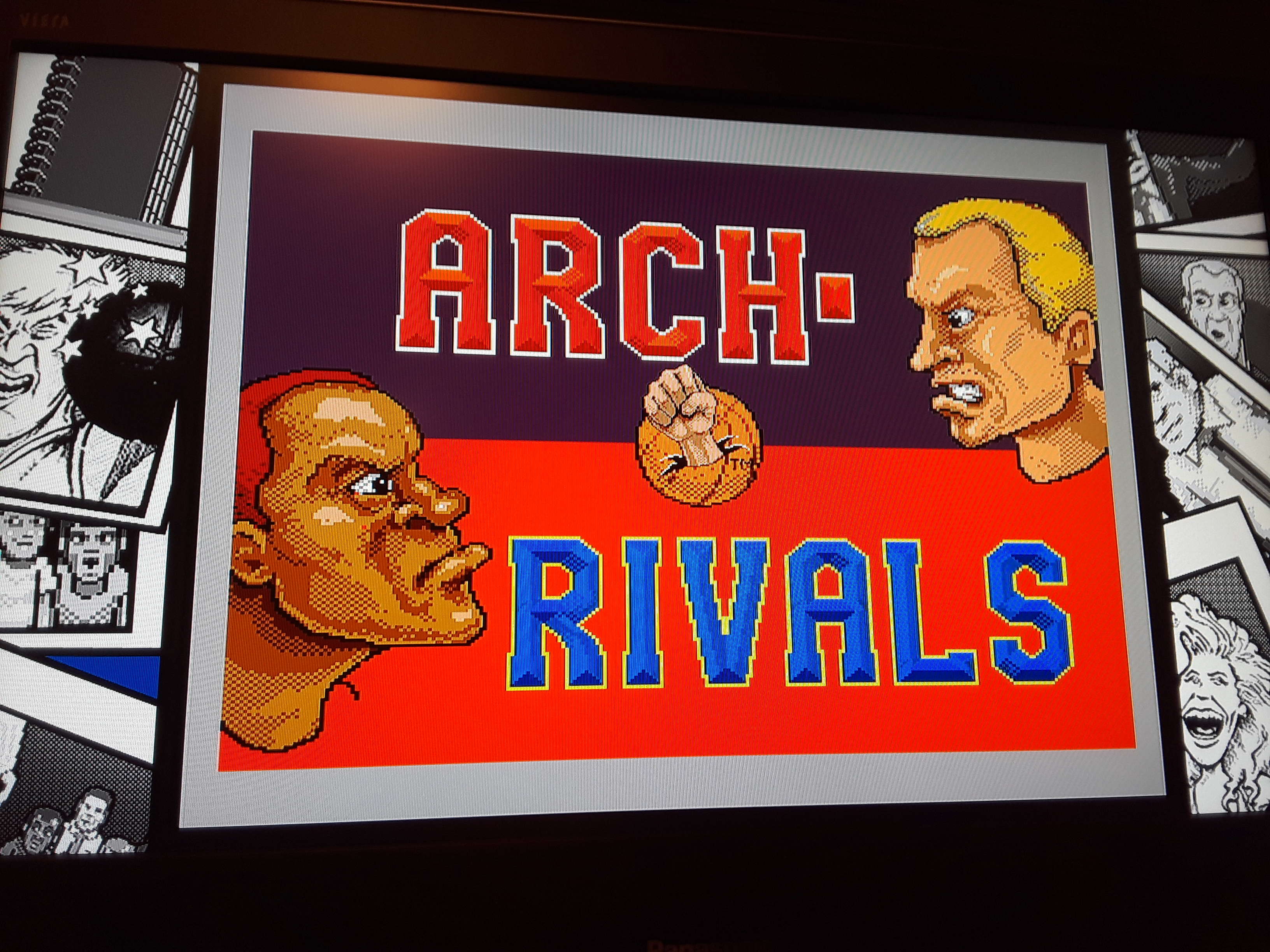 JML101582: Midway Arcade Origins: Arch Rivals [Point Difference] (Playstation 3) 5 points on 2018-09-12 23:46:25