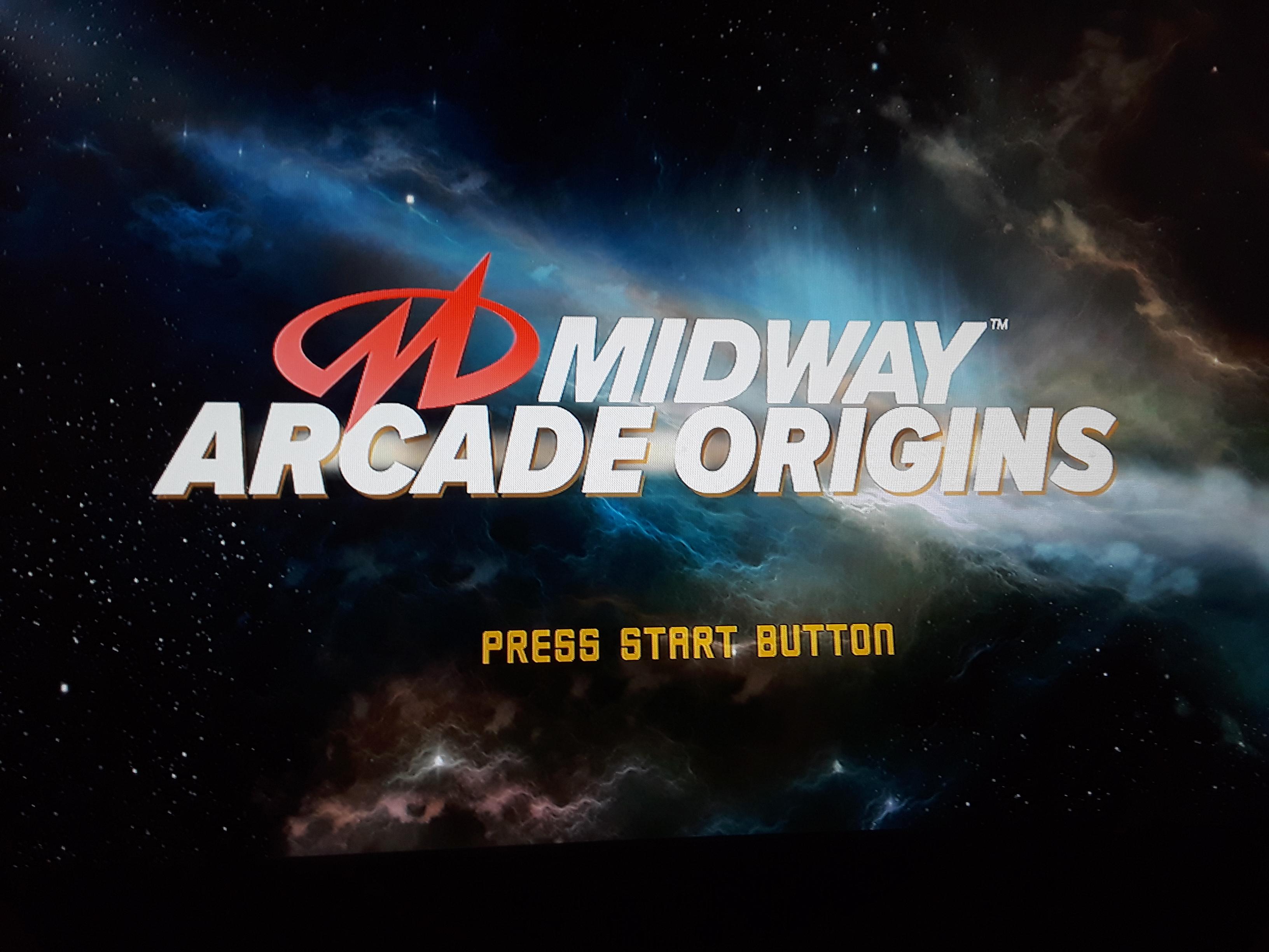 Midway Arcade Origins: Spy Hunter II 12,700 points
