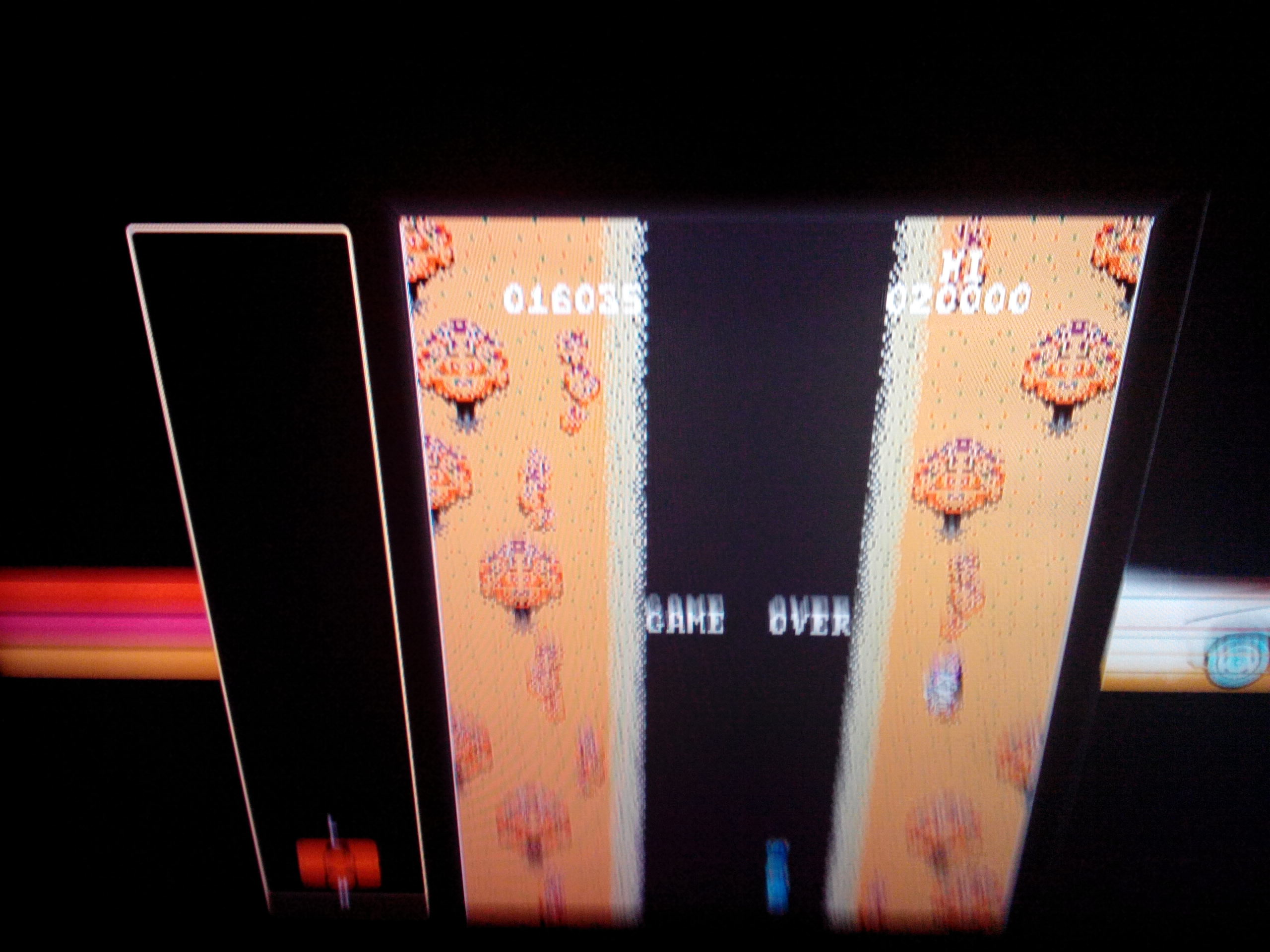 Midway Arcade Origins: Spy Hunter 16,035 points