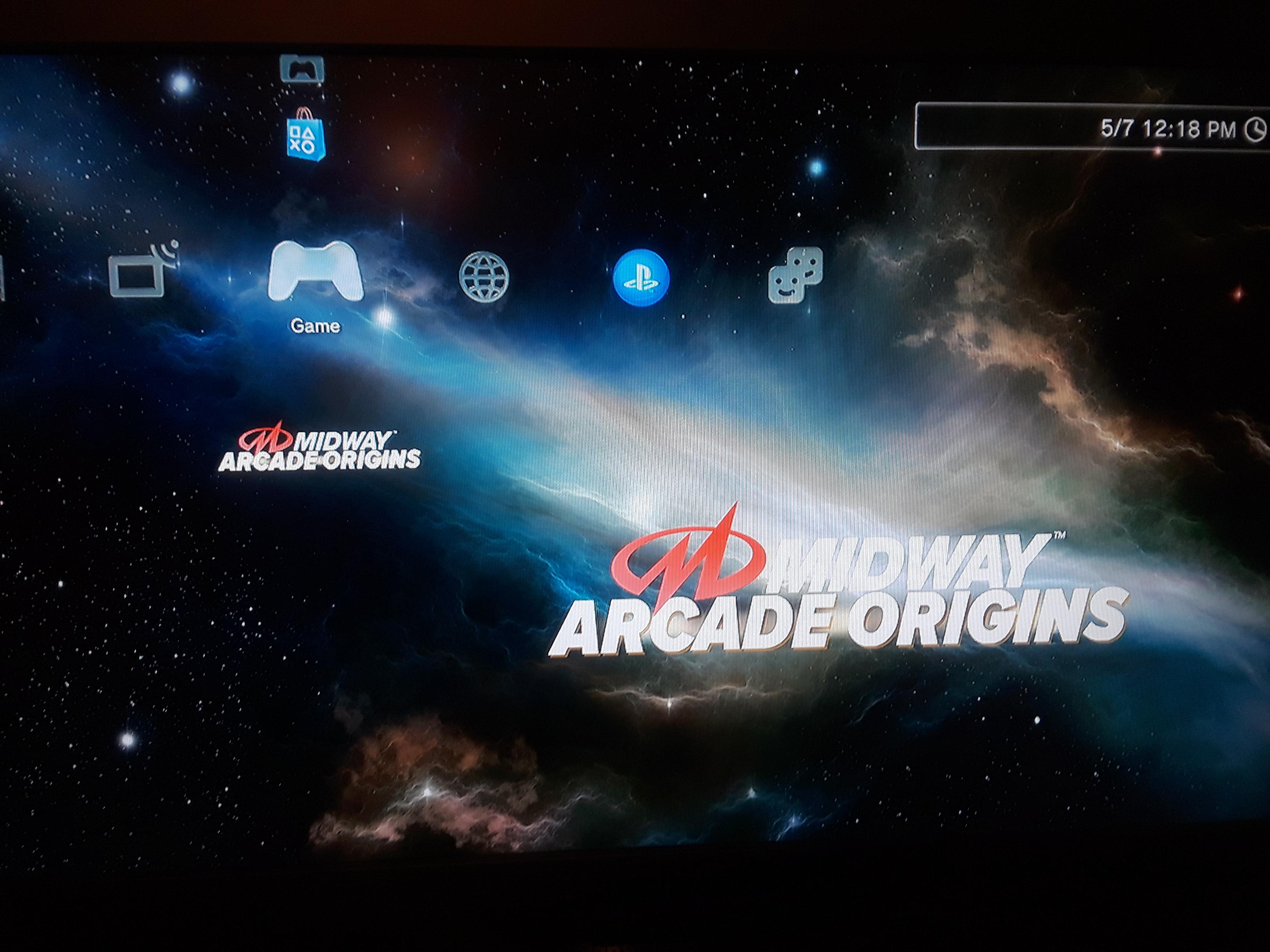 Midway Arcade Origins: Toobin