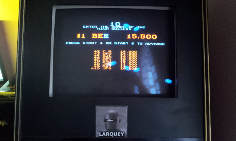 Midway Arcade Treasures: Extended Play: Marble Madness 15,500 points