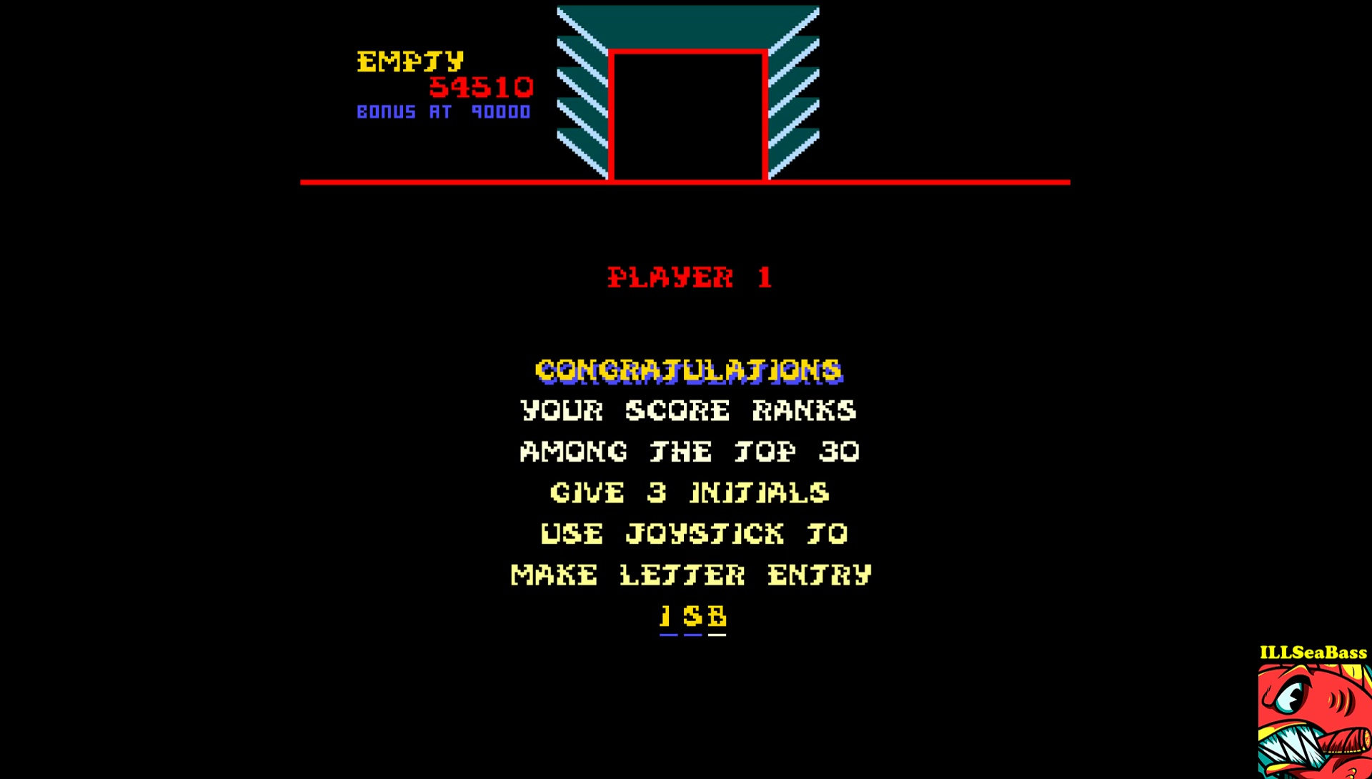 ILLSeaBass: Midway Arcade Treasures: Extended Play: Sinistar (PSP Emulated) 54,510 points on 2017-05-22 13:01:25