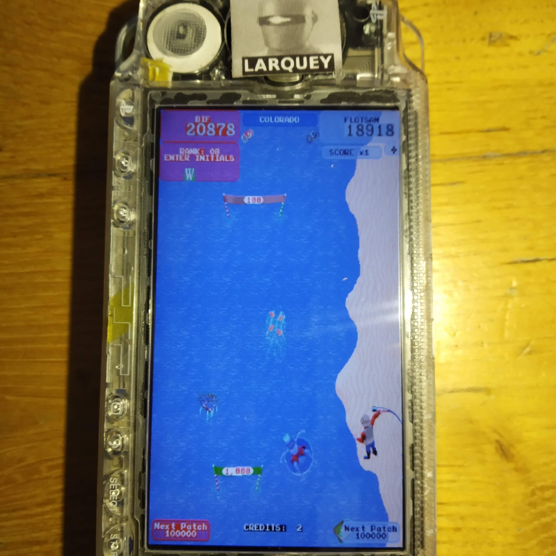 Larquey: Midway Arcade Treasures: Extended Play: Toobin