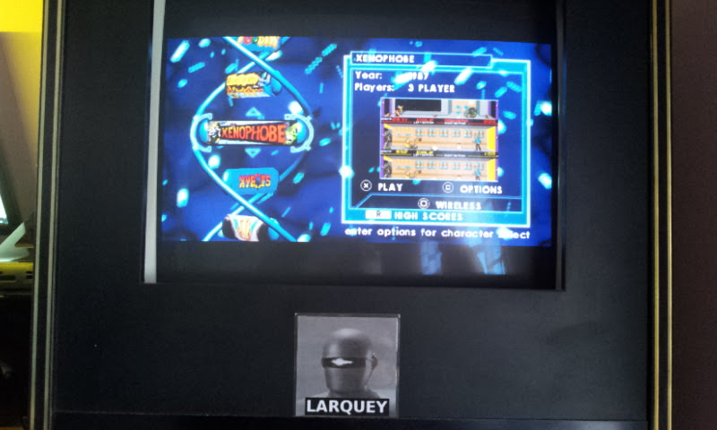 Larquey: Midway Arcade Treasures: Extended Play: Xenophobe (PSP Emulated) 4,875 points on 2018-04-08 09:02:24