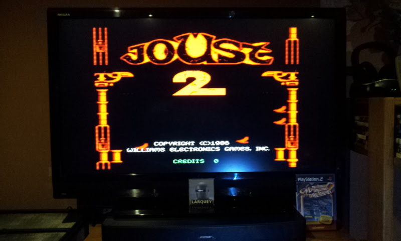 Larquey: Midway Arcade Treasures: Joust II (Playstation 2) 19,500 points on 2018-01-19 14:17:05