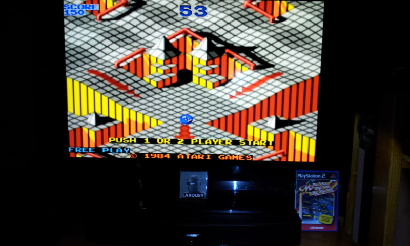 Larquey: Midway Arcade Treasures: Marble Madness (Playstation 2) 15,220 points on 2018-01-19 15:03:51