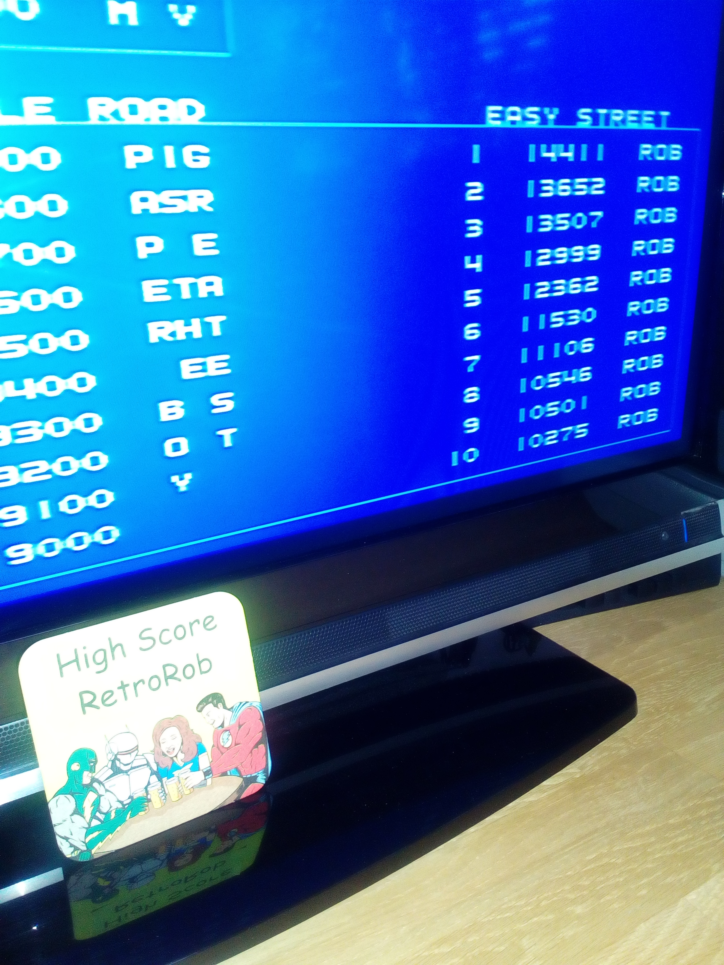 Midway Arcade Treasures: Paperboy 14,411 points
