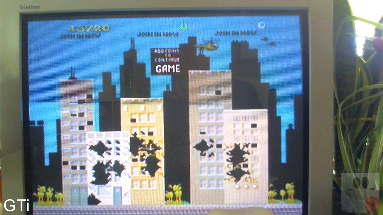 GTibel: Midway Arcade Treasures: Rampage (Xbox) 43,720 points on 2020-09-21 07:59:12